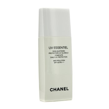 Chanel UV Essentiel Complete Daily UV Protection Anti-Pollution SPF50 / PA+++ 30ml/1oz