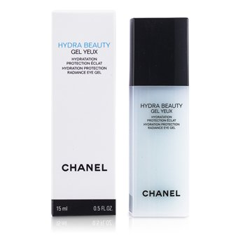 Chanel Hydra Beauty Gel Yeux Hydration Protection Radiance Eye Gel 15ml/0.5oz at StrawberryNET.com - Skincare-Makeup-Cosmetics-Fragrance
