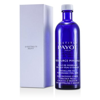 Payot Ressource Minerale Modelling Oil For Orange Peel Skin (Salon Size)  200ml/6.7oz