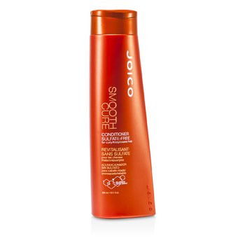 Joico Smooth Cure Conditioner - For Curly/ Frizzy/ Coarse Hair (New Packaging) 300ml/10.1oz