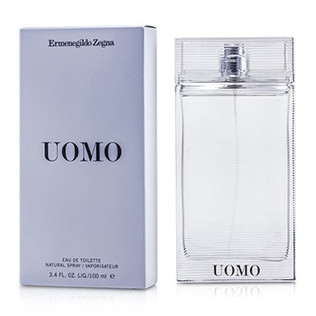 Ermenegildo Zegna Uomo Eau De Toilette Spray  100ml/3.4oz