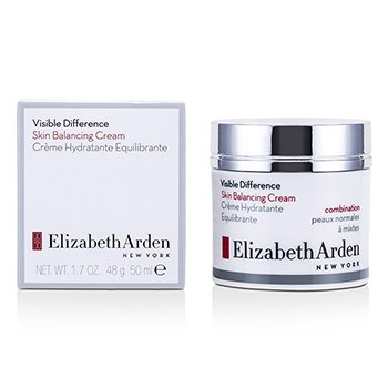 Elizabeth ArdenCreme Visible Difference Skin Balancing (Pele Mista) 50ml/1.7oz