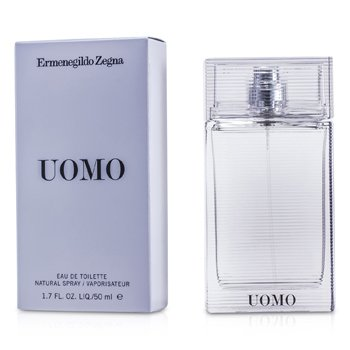 Ermenegildo Zegna Uomo Eau De Toilette Spray  50ml/1.7oz