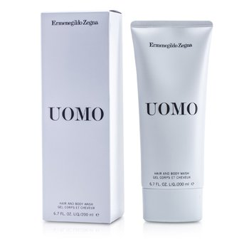 Ermenegildo ZegnaUomo Hair & Body Wash 200ml/6.7oz