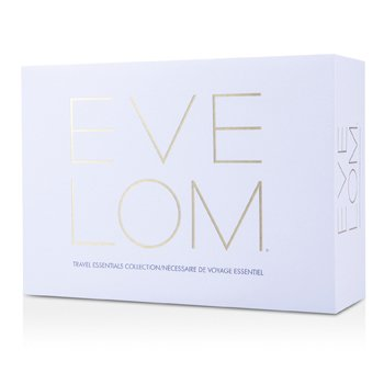 Eve LomTravel Essentials Collection: Cleanser 30ml + Morning Time Cleanser 50ml + Rescue Mask 15ml + TLC Radiance Cream 25ml 4pcs