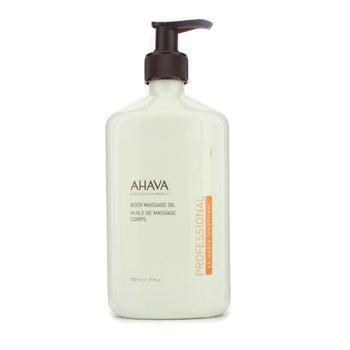 AhavaActive Deadsea Minerals Body Massage Oil 500ml/17oz