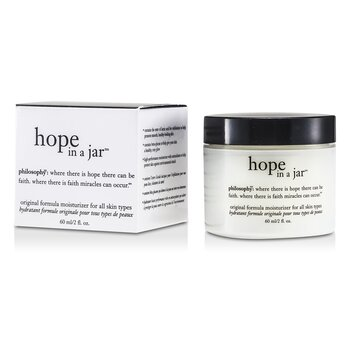 Philosophy Hope In a Jar Hidratante (Todo Tipo de Piel)  56.7g/2oz