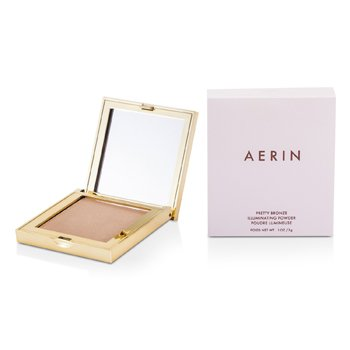 Pretty Bronze Illuminating Powder - # Level 02 Aerin Pretty Bronze Сияющая Пудра Бронзер - # Уровень 02 3g/0.1oz