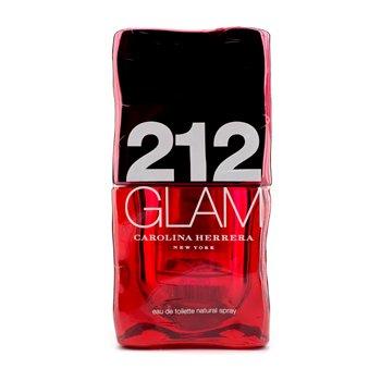 Carolina Herrera 212 Glam Eau De Toilette Spray  60ml/2oz