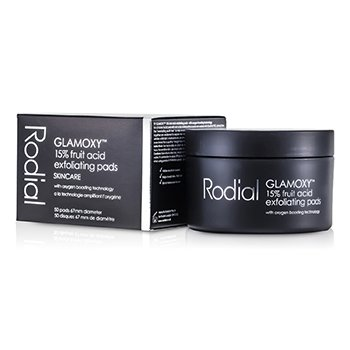 RodialGlamoxy 15% Almohadillas Exfoliantes Frutas �cidas 50pads