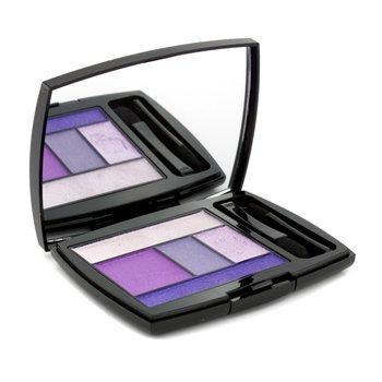 Lancome Color Design 5 Shadow & Liner Palette – # 300 Amethyst Glam (US Version) 4g 0.141oz