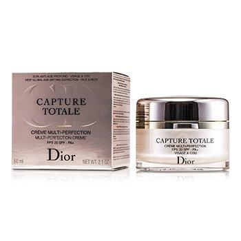 Christian Dior Capture Totale Multi-Perfection Крем SPF 20 PA+ 60ml/2.1oz