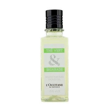L'OccitaneThe Vert & Bigarade Shower Gel 175ml/6oz