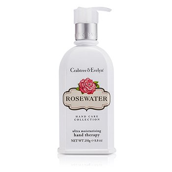 Crabtree & Evelyn Rosewater Ultra Moisturising Hand Therapy  250g/8.5oz