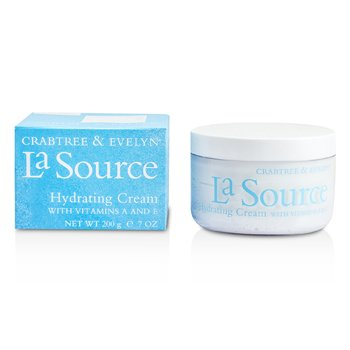 Crabtree & Evelyn La Source Hydrating Cream  200g/7oz