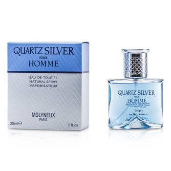 Molyneux Silver Quartz Eau De Toilette Spray  30ml/1oz