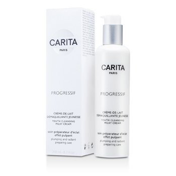 CaritaProgressif Youth Cleansing Milky Cream 200ml/6.7oz