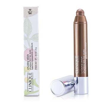 Clinique Chubby Stick Shadow Tint for Eyes - # 02 Lots O' Latte  3g/0.1oz