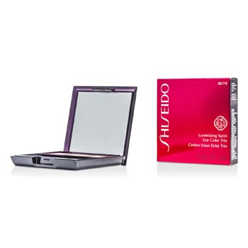 Shiseido Tr�o Color de Ojos Satinados Iluminadores - # RD711 Pink Sand  3g/0.1oz