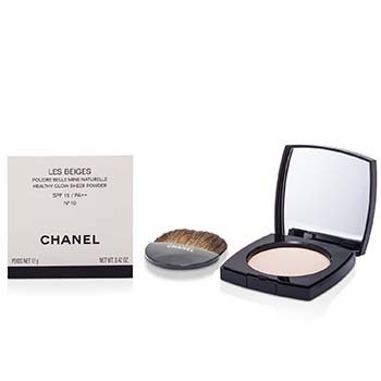 Les Beiges Healthy Glow Sheer Powder SPF 15 - No. 10 ???? Les Beiges ????? ????? ????? ?????? SPF 15  SPF 15 - No. 10 12g/0.42oz