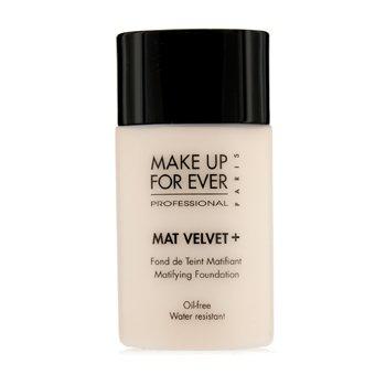 Make Up For Ever Mat Velvet + Matifying Foundation – #55 (Neutral Beige) 30ml/1.01oz