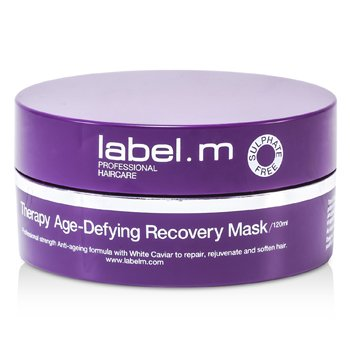 Label.M Therapy Age-Defying Recovery Mask (To Repair  Rejuvenate and Soften Hair) 120ml/4oz