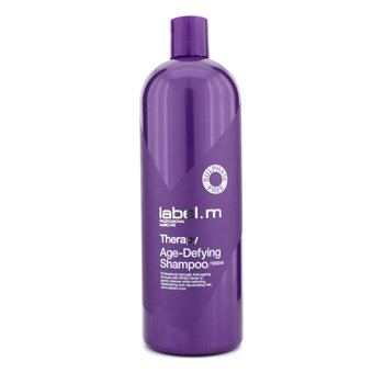 Label.M Therapy Age-Defying Shampoo (Gently Cleanse While Restoring  Replenishing and Rejuvenating Hair) 1000ml/33.8oz
