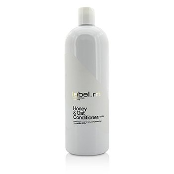 Label.M Honey & Oat Conditioner (Lightweight Repair For Dry  Dehydrated Hair) 1000ml/33.8oz
