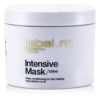 Label.M Intensive Mask (For Hair-Healing) 120ml/4oz