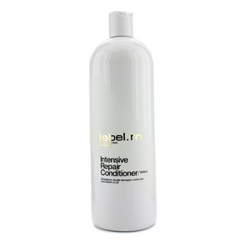 Label.M Intensive Repair Conditioner (Strengthens Visually Damaged  Coarse Hair) 1000ml/33.8oz