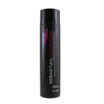 Sebastian Color Ignite Multi Color Protection Shampoo (For Multi-Tonal and Lightened Hair) 250ml/8.5oz