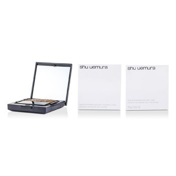 Shu Uemura Dual Fit Pressed Powder (Case + Refill) - # Light Purple  10g/0.35oz