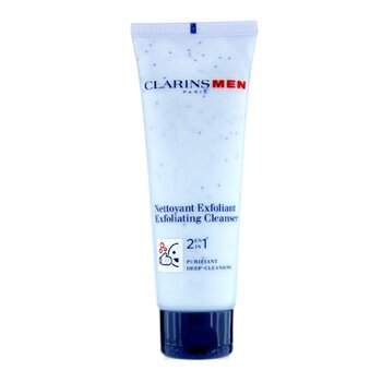 Clarins Men Pembersih Ekspoliasi  125ml/4.4oz