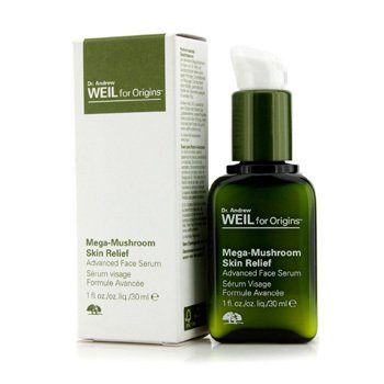 Origins Dr. Andrew Mega-Mushroom Skin Relief Advanced Face Serum  30ml/1oz