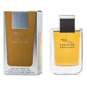Jaguar Excellence Eau De Toilette Spray  100ml/3.4oz