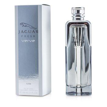 Jaguar Jaguar Fresh Verve Eau De Toilette Spray  100ml/3.4oz