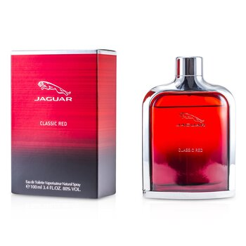 JaguarClassic Red Eau De Toilette Spray 100ml/3.4oz