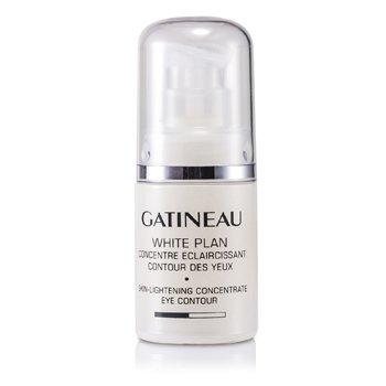 Gatineau White Plan Contorno de Ojos Concentrado Iluminador de Piel (Sin Caja)  15ml/0.5oz