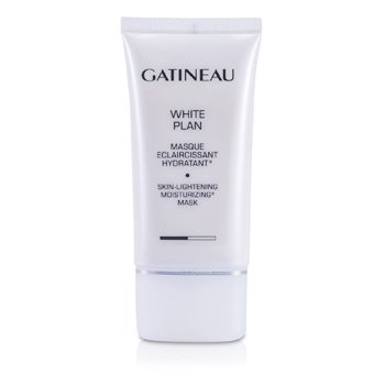 GatineauWhite Plan Skin Lightening Moisturizing Mask (Unboxed) 75ml/2.5oz