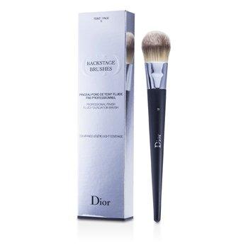 Christian DiorBackstage Brushes Professional Finish Fluid Foundation Brush