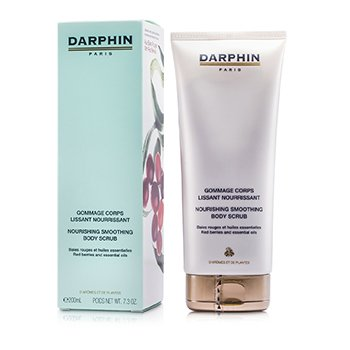 DarphinAromatic Nourishing Smoothing Cranberry Body Scrub 200ml/7.3oz