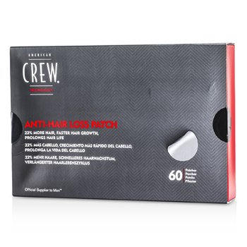 American Crew Men Trichology Anti-Hair Loss Patch  60patches