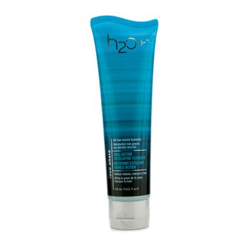 H2O+Face Oasis Dual-Action Exfoliating Cleanser (New Packaging) 120ml/4oz