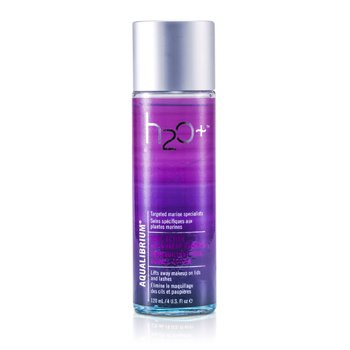 H2O+Dual Action Eye Makeup Remover (New Packaging) 120ml/4oz