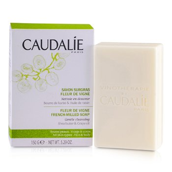 Caudalie Fleur De Vigne French-Milled Soap 150g/5.29oz
