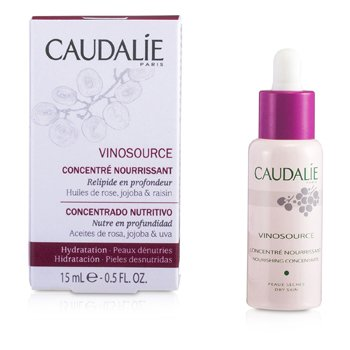 Caudalie Vinosource Nourishing Concentrate 15ml/0.5oz