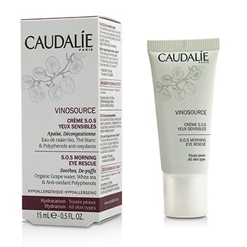 Caudalie Vinosource S.O.S Morning Eye Rescue 15ml/0.5oz