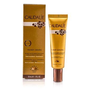 Caudalie Teint Divin Gradual Self Tanning Cream 30ml/1oz