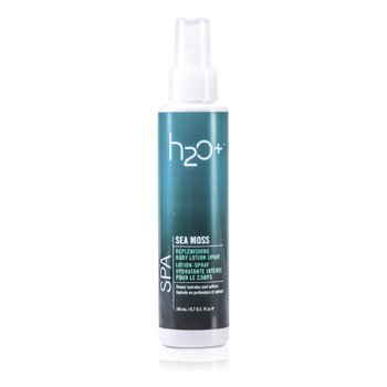 H2O+Sea Moss Replenishing Body Lotion Spray 140ml/4.7oz