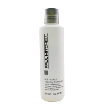 Paul Mitchell Soft Style Foaming Pommade Texture Polish  150ml/5.1oz